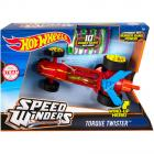 Hot Wheels Speed Winders Torque Twister piros megajárgány