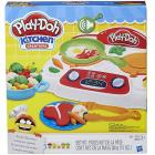 Play-Doh Kitchen Creations sistergő tűzhely gyurmaszett