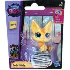 Littlest Pet Shop Zeda Sandy figura