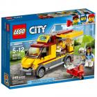 LEGO City Pizzas furgon
