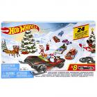 Hot Wheels-Adventi naptár
