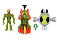 Ben 10 Alien Force Swampfire