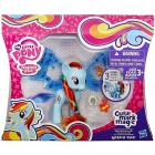 Én kicsi pónim Magic Deluxe Rainbow Dash póni