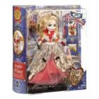 Ever After High Apple White mesés sulibál baba
