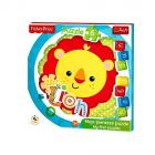 Fisher-Price Baby Fun Oroszlán puzzle
