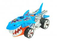 Hot Wheels Extrém kaland kisautó fénnyel - Shark Cruiser