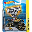 Hot Wheels Monster Jam Firestorm Monster kisautó