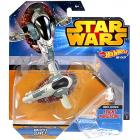 Hot Wheels Star Wars Boba Fett Slave 1 csillaghajó