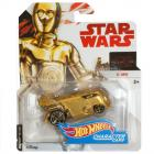 Hot Wheels Star Wars C3-PO kisautó