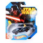 Hot Wheels Star Wars Darth Vader karakter kisautó 1:64