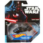 Hot Wheels - Star Wars Darth Vader kisautó 1/64