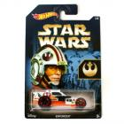 Hot Wheels Star Wars Enforcer Luke Skywalker kisautó 1:64