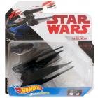 Hot Wheels Star Wars Kylo Ren TIE Silencer csillaghajója