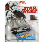 Hot Wheels Star Wars Phasma százados kisautó
