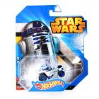 Hot Wheels Star Wars R2-D2 karakter kisautó 1:64