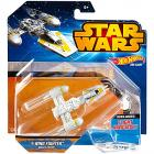 Hot Wheels Star Wars Y-Wing csillaghajó