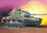 Italeri Makett M 60 A1 Patton Tank 1:35