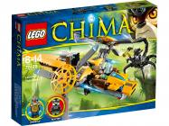 Lego Chima - Lavertus ikerpengéje