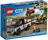LEGO City ATV versenycsapat