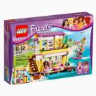 Lego Friends Stephanie tengerparti háza