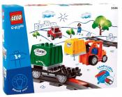 Lego Intelli-Train Cargo