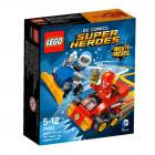 Lego Super Heroes Flash Cold kapitány ellen
