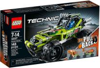 LEGO Technic Power Functions - Sivatagi versenyautó
