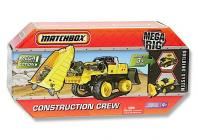 Matchbox Construction Crew Munkagép