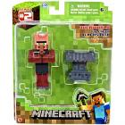 Minecraft Villager Blacksmith figuraszett
