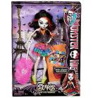 Monster High Scaris Paraváros Skelita Calaveras baba