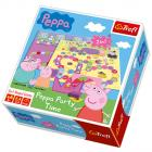 Peppa malac Party time társasjáték