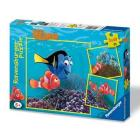 Ravensburger Findin Puzzle 3 x 49 db