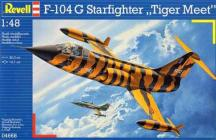 Revel Makett - Revell F-104G Startfighter - Tiger Meet
