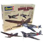 Revell Makett - German Veteran Aircraft Set