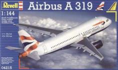 Revell Makett - Revell Airbus A 319 - British Airways - German Wings
