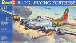 Revell Makett - Revell B-17G Flying Fortress