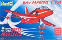 Revell Makett - Revell BAe Hawk T.1 Red Arrows