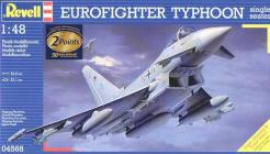 Revell Makett - Revell Eurofighter Typhoon 'single seater'