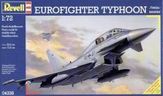 Revell Makett - Revell Eurofighter Typhoon twin seater