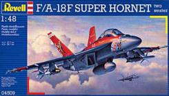 Revell Makett - Revell F-A-18F Super Hornet - Two Seater
