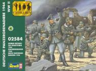 Revell Makett - Revell German Armoured Infantry 1944
