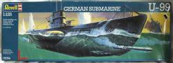 Revell Makett - Revell German Submarine U-99