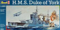 Revell Makett - Revell HMS Duke of York