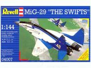 Revell Makett - Revell MiG 29 The Swifts