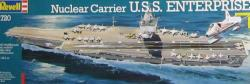 Revell Makett - Revell Nuclear Carrier U.S.S. Enterprise
