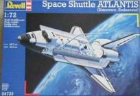 Revell Space Shuttle Discoveryell Makett