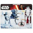 Star Wars Episode7 Hero Series Assault Walker akciófigura