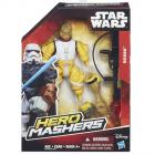 Star Wars Hero Mashers Episode V Bossk figura