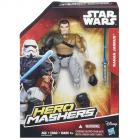 Star Wars Hero Mashers Rebels Kanan Jarrus figura