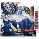 Transformers Turbo Changer Barricade figura